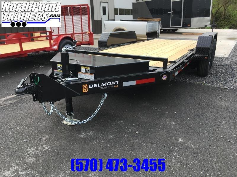 Belmont SSTD18-10 Tilt Deck Trailer