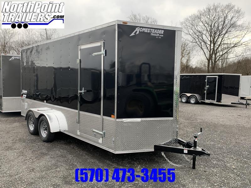 2021 Homesteader 716IT w/ OHV Package - 7' Interior - BLACK