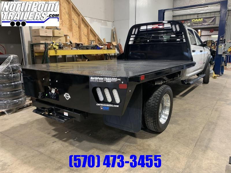 """CM RD2 Truck Bed - 97"""" x 11' 4"""" Truck Bed - DRW Cab/Chassis - 84"""" C/A"""