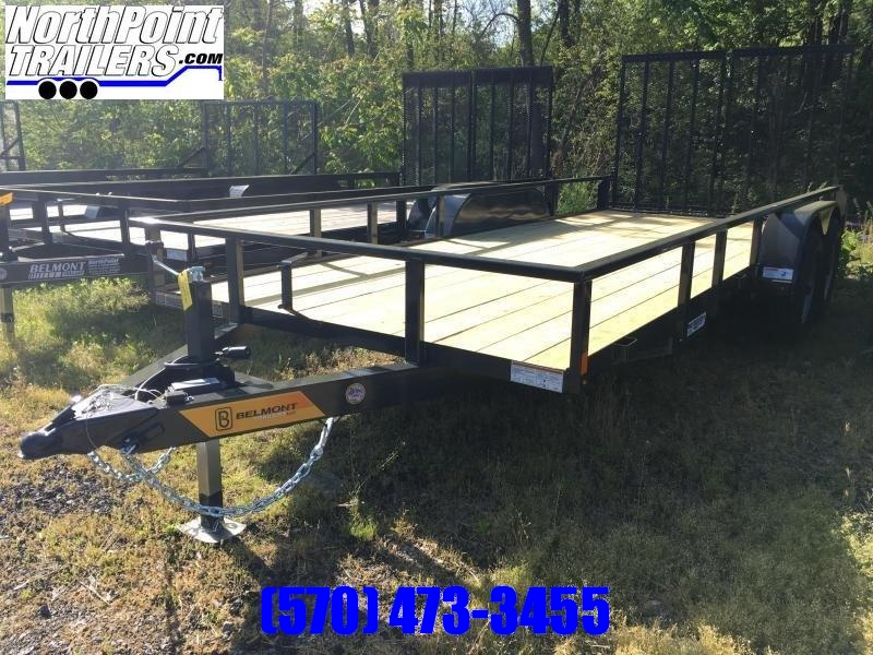 2019 Belmont UT618TA-10K - Charcoal