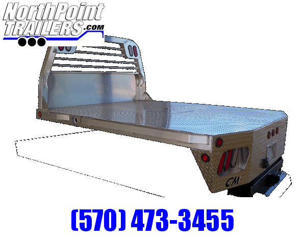 "2021 CM Truck Beds CM - ALRD - 97 x 11'4"" _ 84"" C/A - BED ONLY Truck Bed"