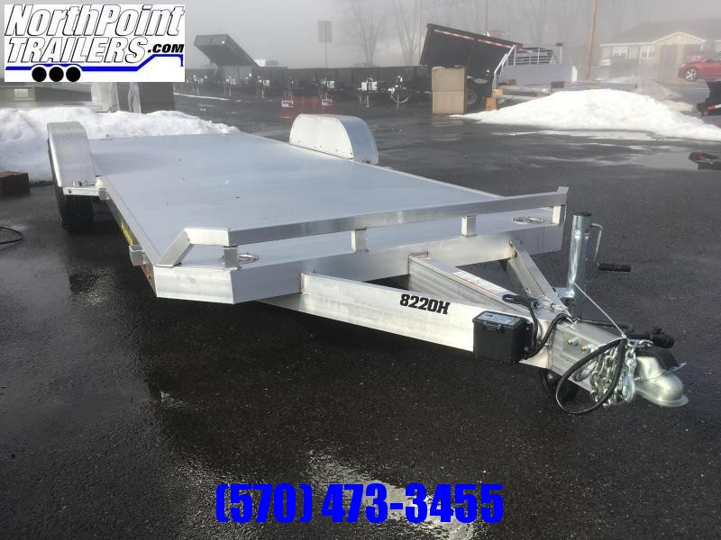 Aluma 8220H Car Hauler - 9990#GVWR - SPECIAL ORDER