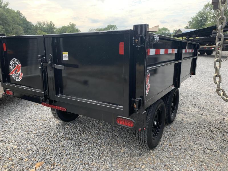 2021 Homesteader 610LB Dump Trailer