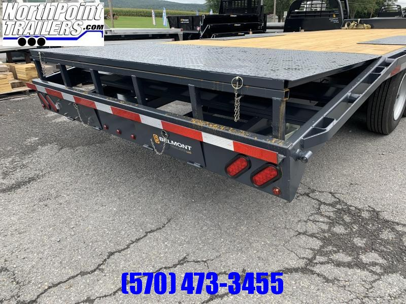 2022 Belmont DO924-14K - Charcoal - Adjustable Beavertail w/ Slide-Out Ramps