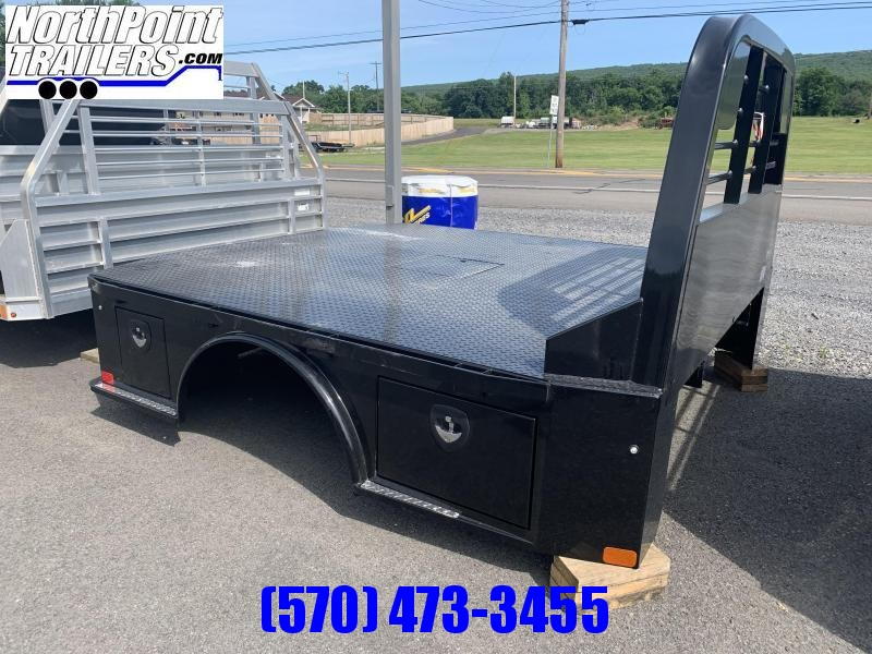 2020 CM Truck Beds SK - Skirted Truck Bed - DRW Long Bed