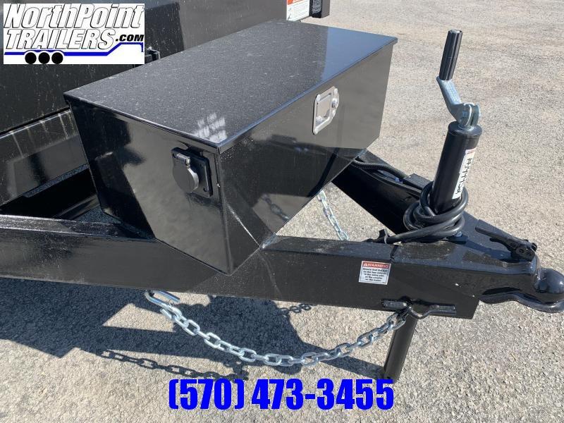 2021 Homesteader 6x12 Deckover Dump - 9990 GVWR
