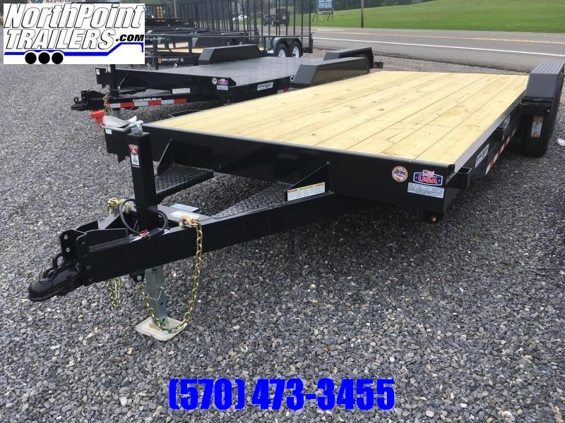 2020 Cam Superline 18' - 10K Car Hauler