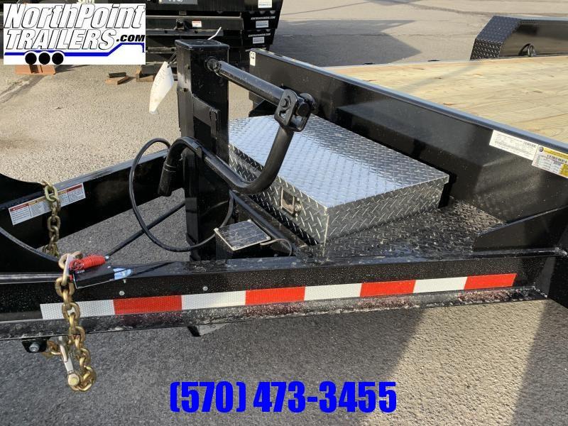 2021 Cam - 7CAM18C - 18' Equipment Trailer - 14000# GVWR