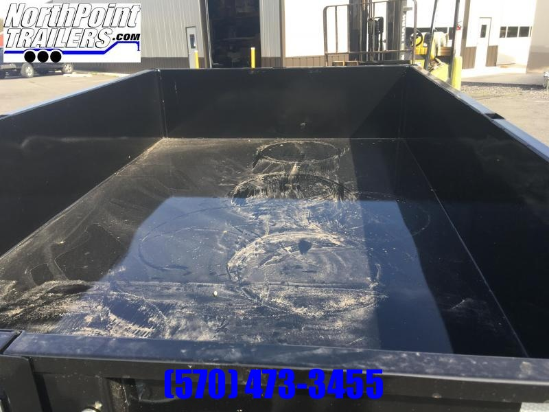 2021 CAM Superline 6X10 DUMP TRAILER - With Ramps - ON ORDER