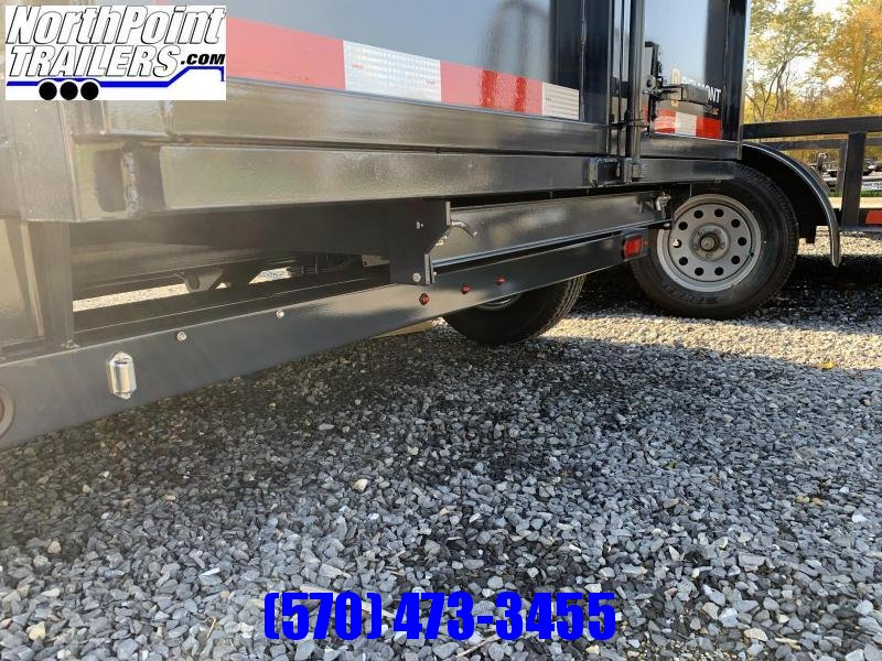 2021 Belmont 6x10 Dump Trailer - 10K w/ Ramps Dump Trailer