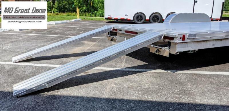 2022 Hillsboro Industries CH20RD Aluminum Open Car / Racing Trailer