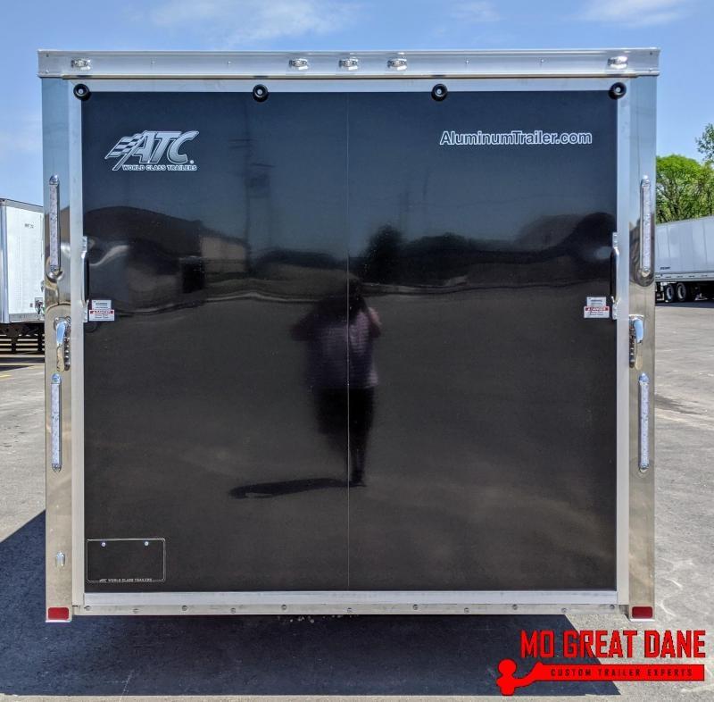 2021 ATC QUEST 8.5 x 24 CH305 Car / Racing Trailer