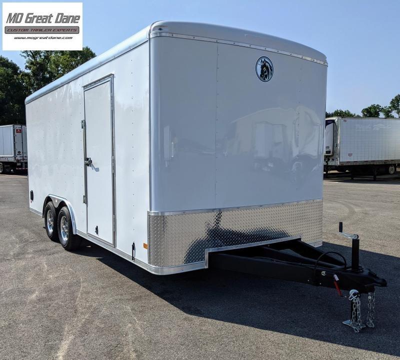 2022 Darkhorse Cargo DHR 8.5 x 18 Enclosed Cargo Trailer