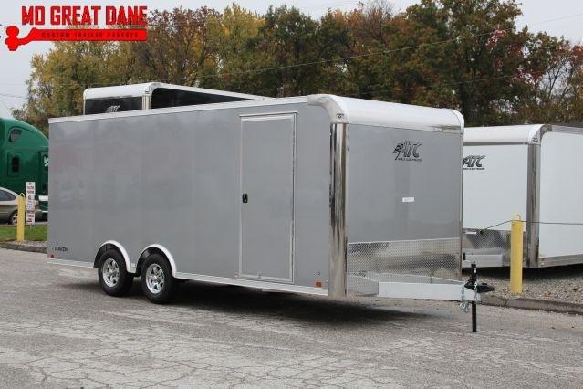 2022 ATC 8.5 x 20 Raven Limited Aluminum Car / Racing Trailer EXP COMPLETION JUNE