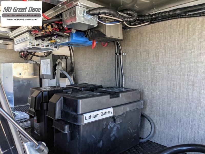 2021 ATC (2816) Pro Series Front Bedroom Aluminum Toy Hauler RV