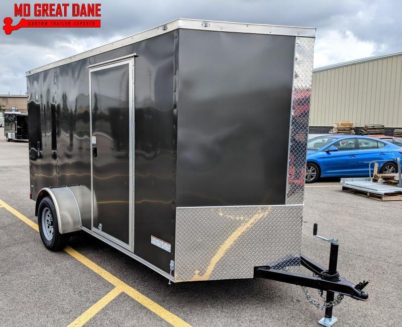 2021 Anvil AT6X12SA Enclosed Cargo Trailer