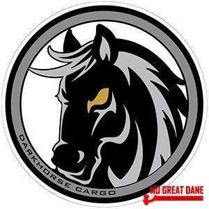 2020 Darkhorse Cargo 6 x 10 V-Nose Enclosed Cargo Trailer