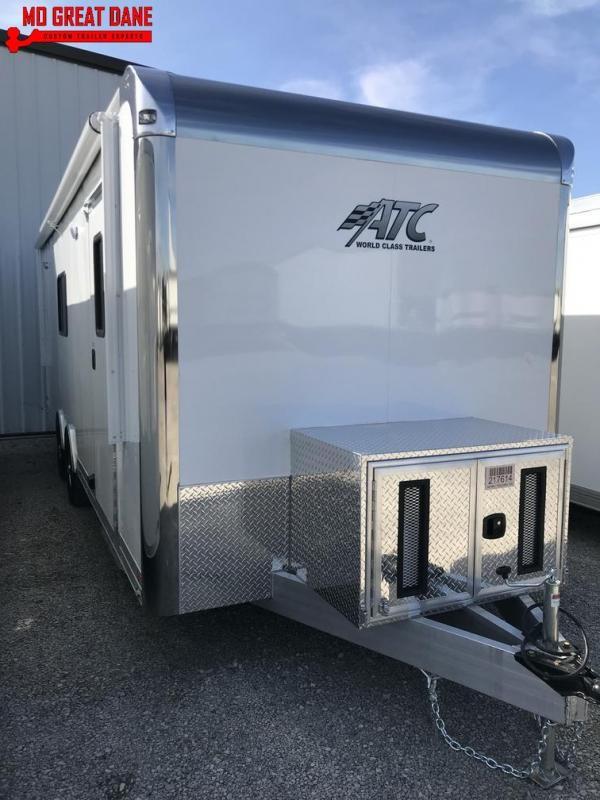 2021 ATC QUEST 8.5 x 24 Command / Response Trailer