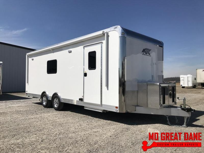 2021 ATC QUEST 8.5 x 24 Command / Response Trailer