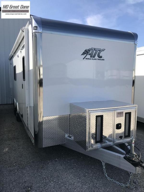 2022 ATC QUEST 8.5 x 24 Command / Response Trailer