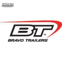 2022 Bravo 8.5 x 24 Scout Car / Racing Trailer