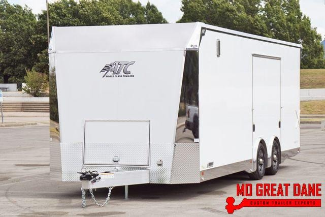 2021 ATC Quest X Aluminum Car / Racing Trailer