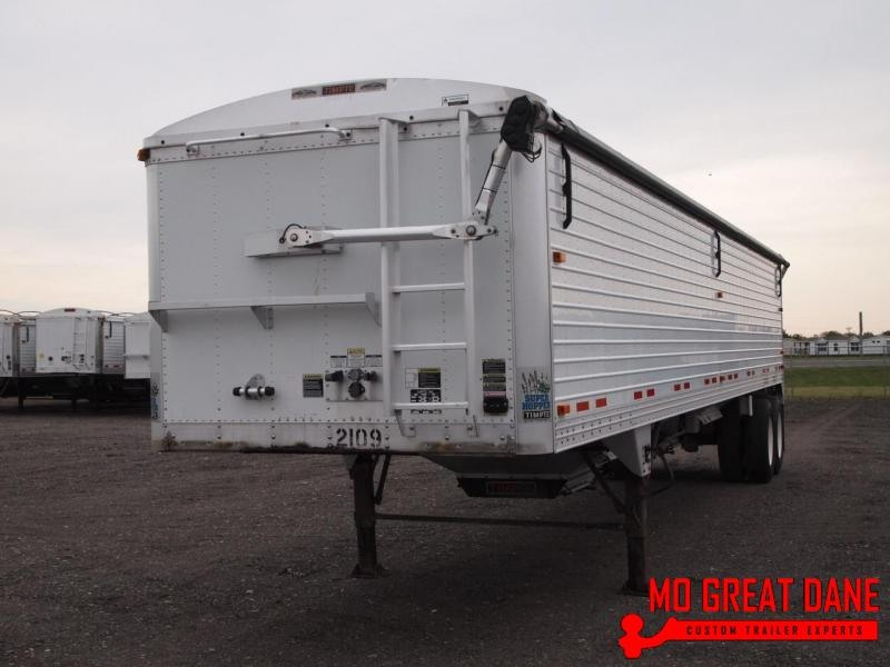 2009 Timpte Hopper Bottom Hopper Trailer