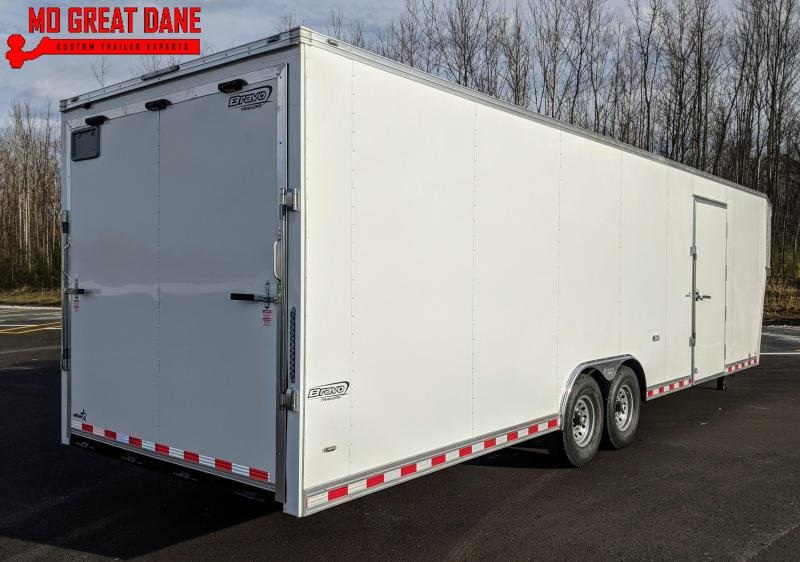 2021 Bravo Trailers Star Gooseneck 8 5 x 36 Cargo Enclosed Trailer EXPECTED COMPLETION MARCH