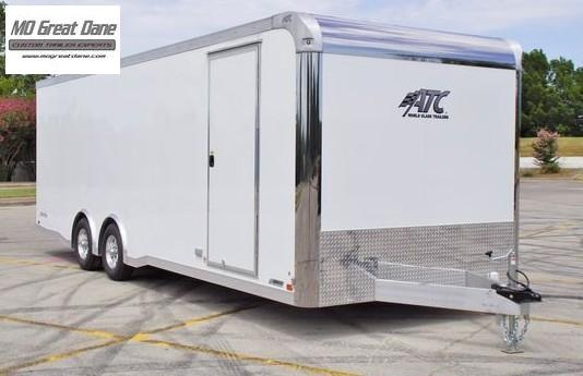 2022 ATC 8.5 x 24 Raven Plus Aluminum Car / Racing Trailer EXP COMPLETION IN JULY