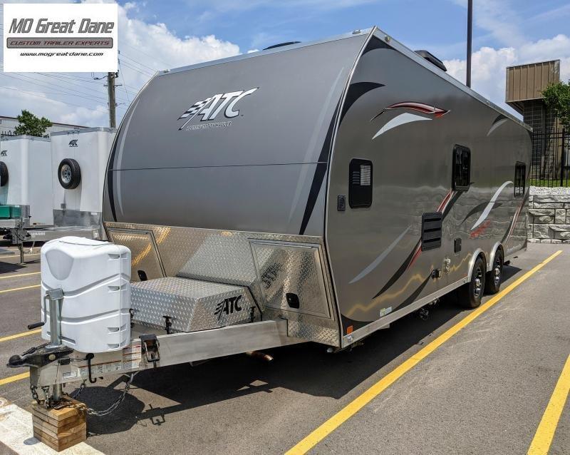 USED 2017 ATC ARV8524 Travel Trailer RV