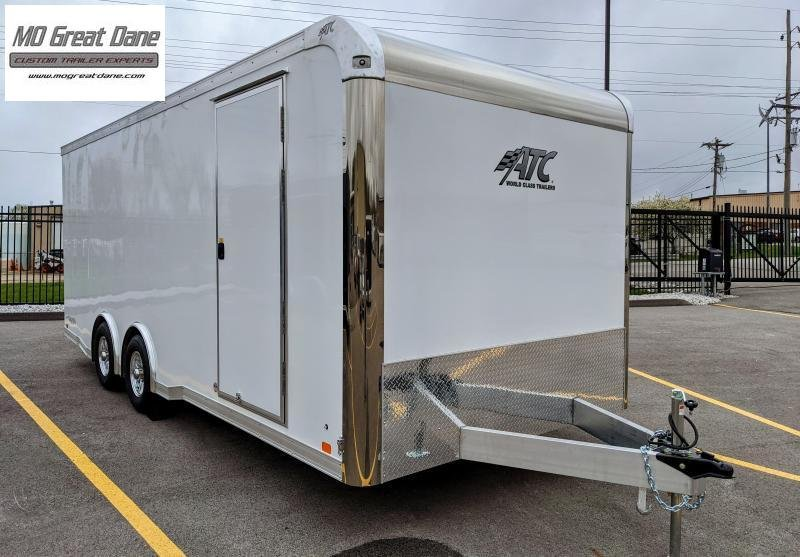 2022 ATC 8.5 x 20 Quest Limited (CH305) Aluminum Car / Racing Trailer EXPECTED COMPLETIO LATE SEPTEMBER