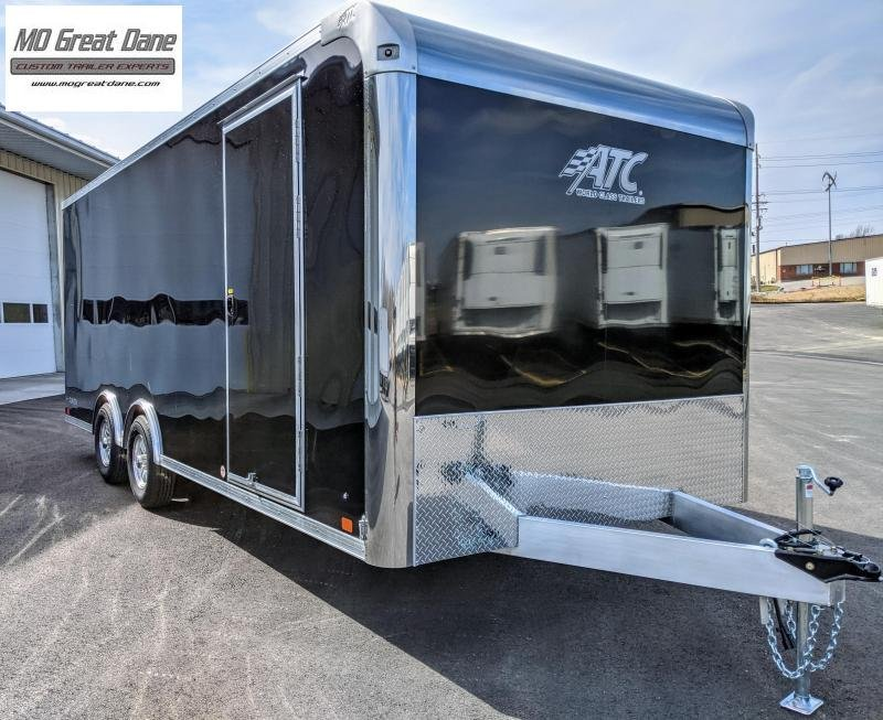 2022 ATC 8.5 x 20 Raven Limited Aluminum Car / Racing Trailer  (EXPECTED COMPLETION MARCH 2022)