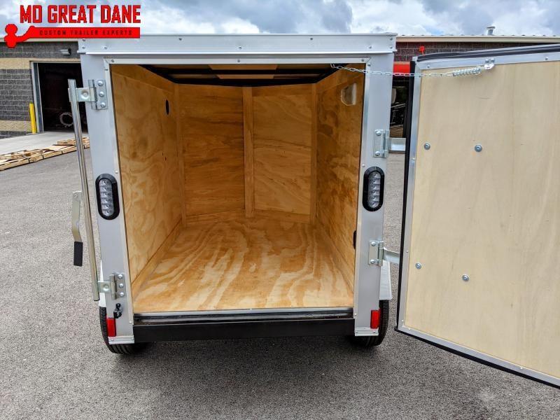2021 Anvil AT4X6SA Economy Enclosed Cargo Trailer