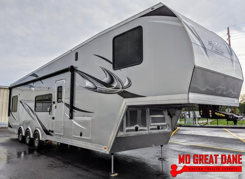2020 ATC ARV 40' Fifth Wheel Aluminum Toy Hauler RV