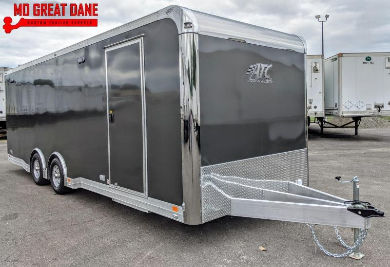 2021 ATC QUEST 8.5 x 24 CH305 Aluminum Car / Racing Trailer EXPECTED COMPLETION JULY