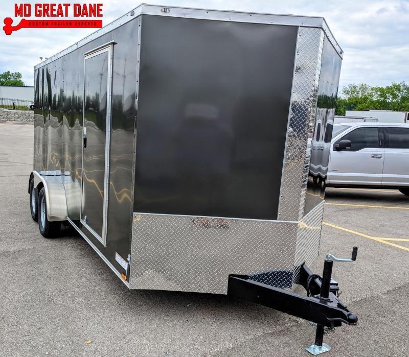 2021 Anvil AT7X16TA Enclosed Cargo Trailer