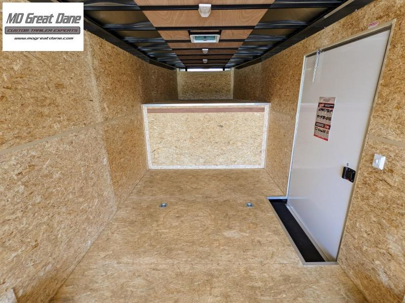2022 Bravo Trailers Star Gooseneck 8 5 x 32 Cargo Enclosed Trailer EXPECTED COMPLETION NOVEMBER