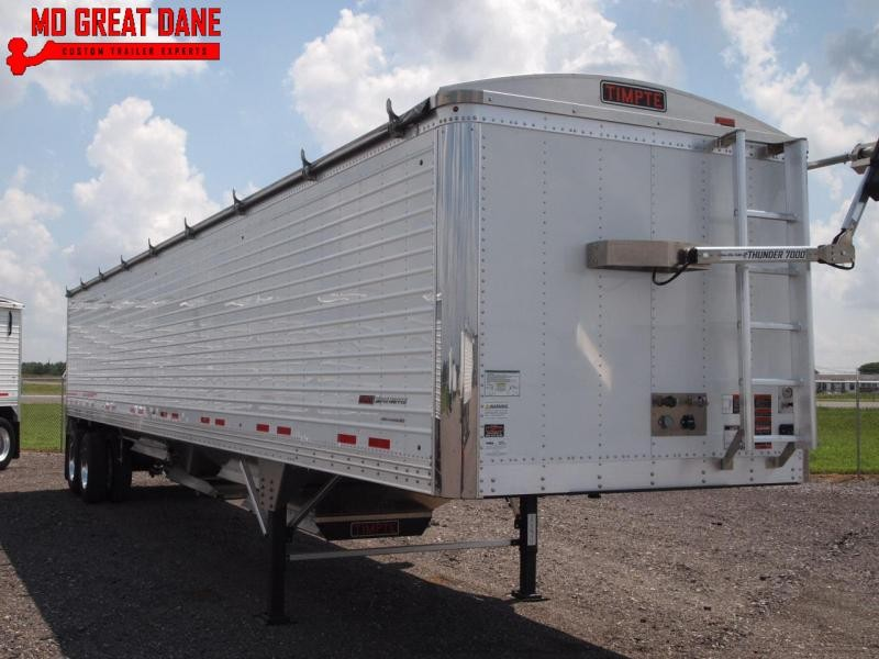 FOR RENT OR LEASE 2022 Timpte COMMERCIAL HOPPER Grain Trailer