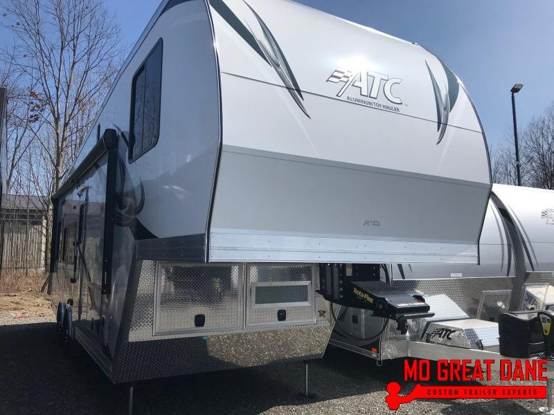 2020 ATC ARV 32' Fifth Wheel Aluminum Toy Hauler RV