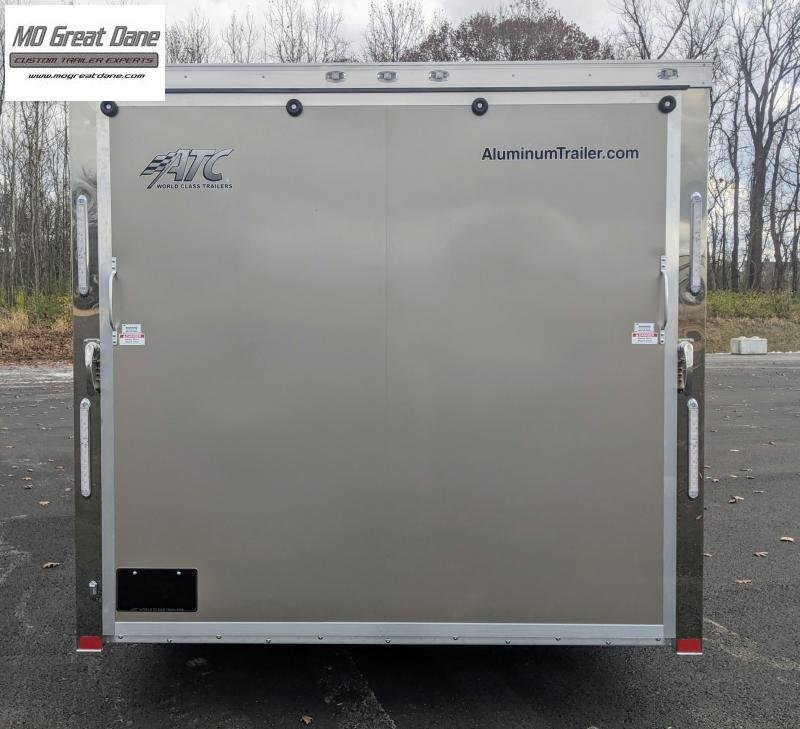 2021 ATC QUEST 8.5 x 24 CH305 Car / Racing Trailer EXPECTED COMPLETION JULY