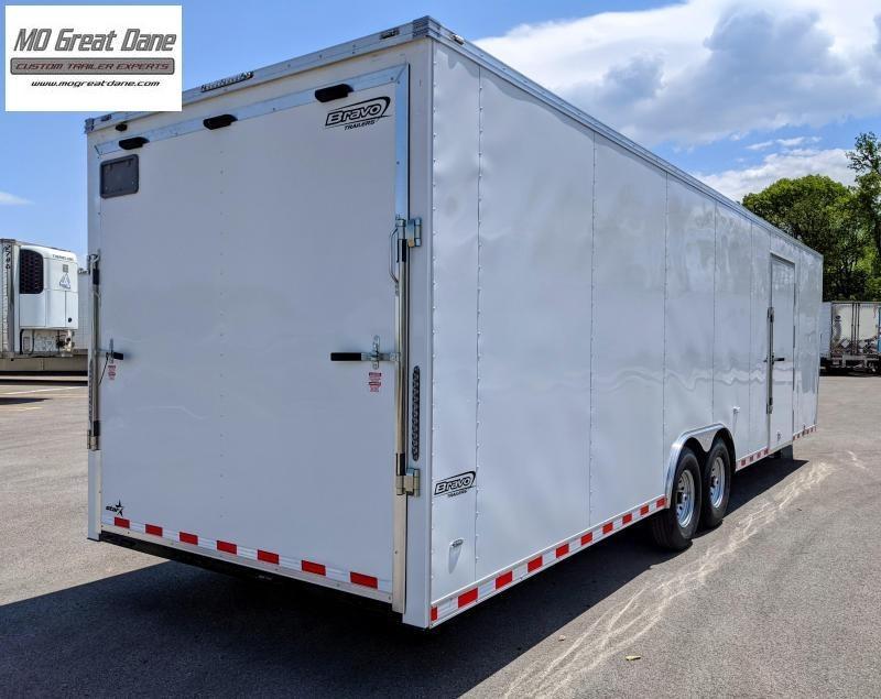 2022 Bravo Trailers Star Gooseneck 8.5 x 36 Car / Racing Trailer EXP COMPLETION NOVEMBER