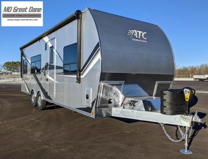 2021 ATC (2816) Game Changer Front Bedroom Aluminum Toy Hauler RV