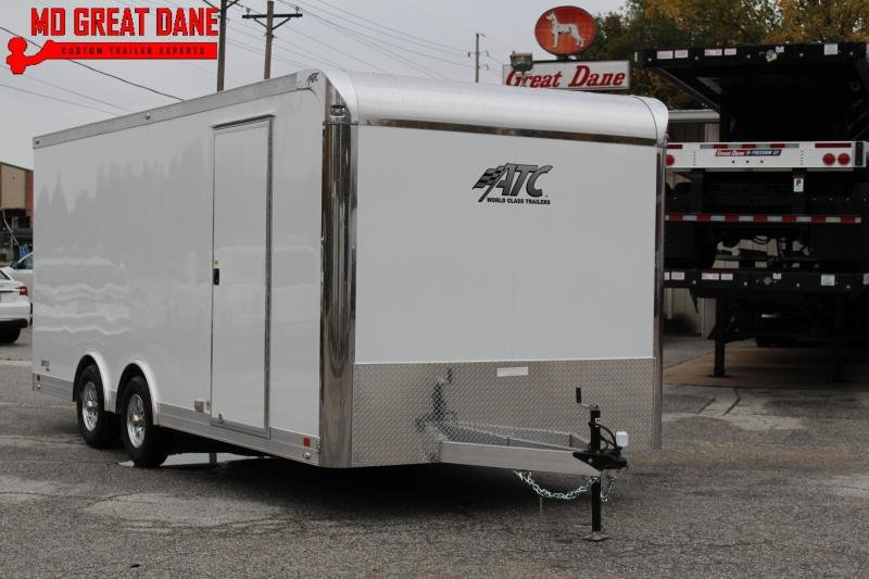2021 ATC QUEST 8.5 x 20 205CH Car / Racing Trailer EXPECTED COMPLETION 1/14