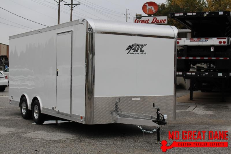 2021 ATC QUEST 8.5 x 20 205CH Car / Racing Trailer