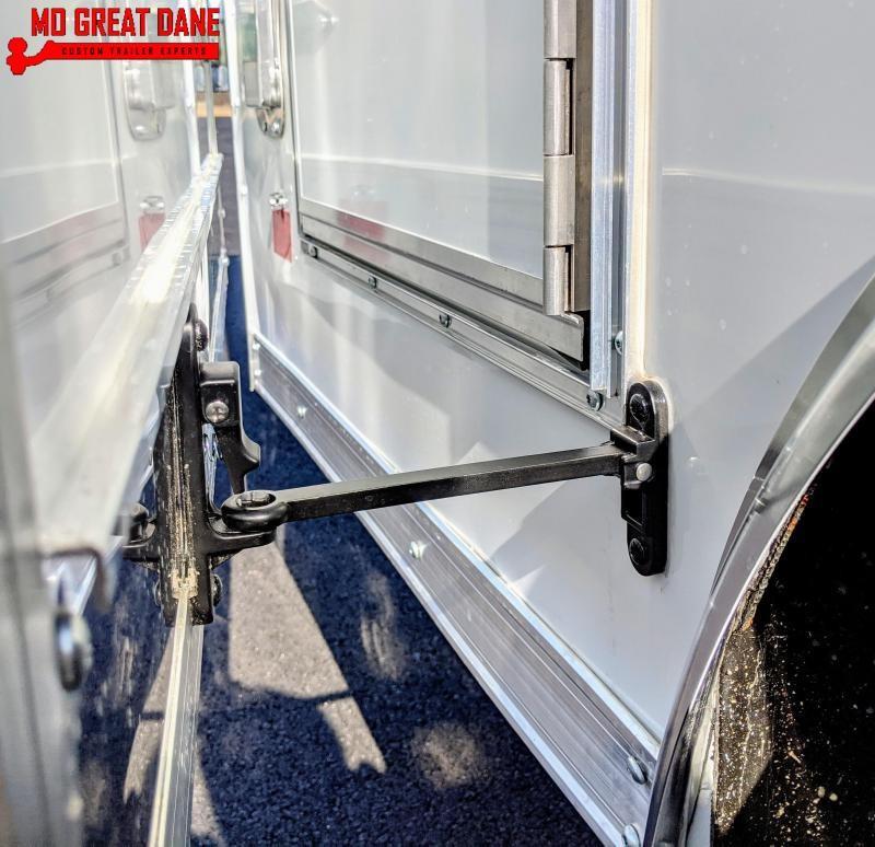 2021 Darkhorse Cargo DHWR 8.5 x 16 Tool Crib Enclosed Cargo Trailer