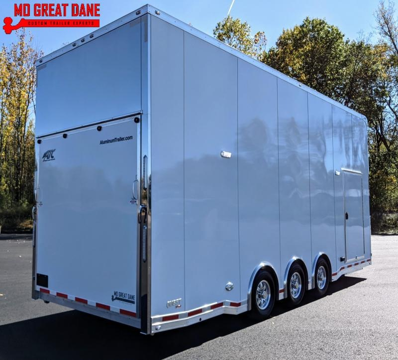 2021 ATC QUEST 8.5 x 26 ST305 Stacker Trailer