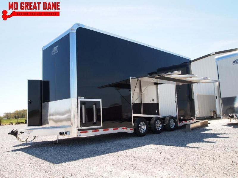 2021 ATC QUEST 8.5 x 26 ST305 Stacker Trailer EXPECTED COMPLETION MARCH