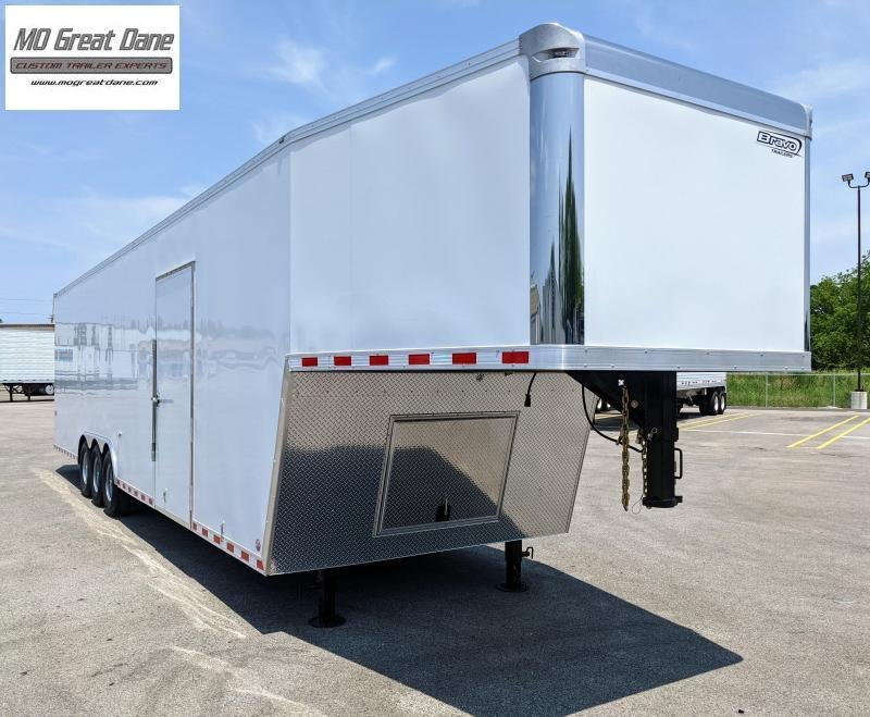 2021 Bravo Trailers Star Gooseneck 8.5 x 40 Car / Racing Trailer