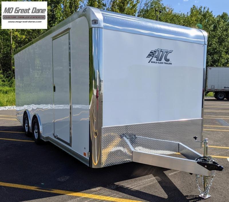 2022 ATC 8.5 x 20 Raven Limited Aluminum Car / Racing Trailer