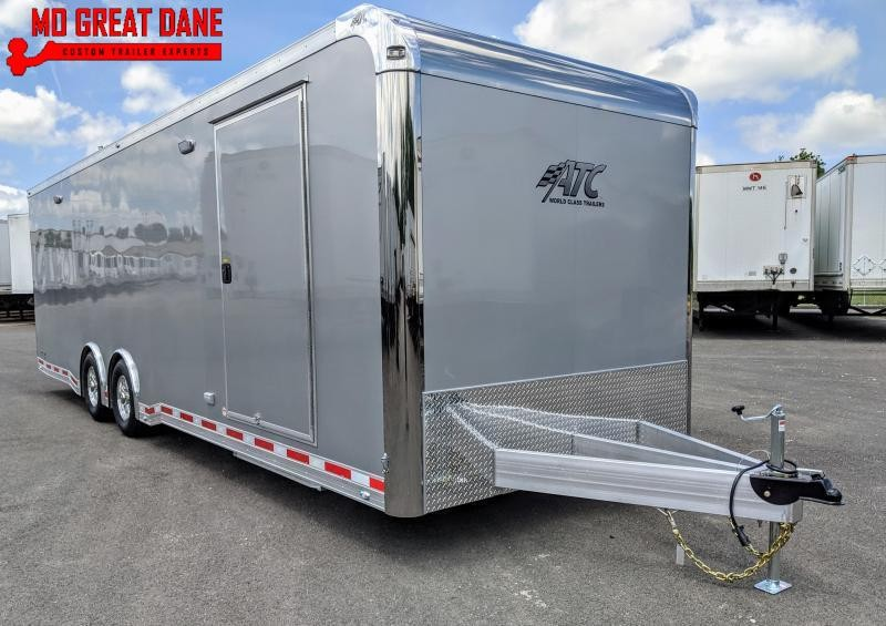 2021 ATC QUEST 8.5 x 28 CH305 Aluminum Car / Racing Trailer EXPECTED COMPLETION FEBRUARY